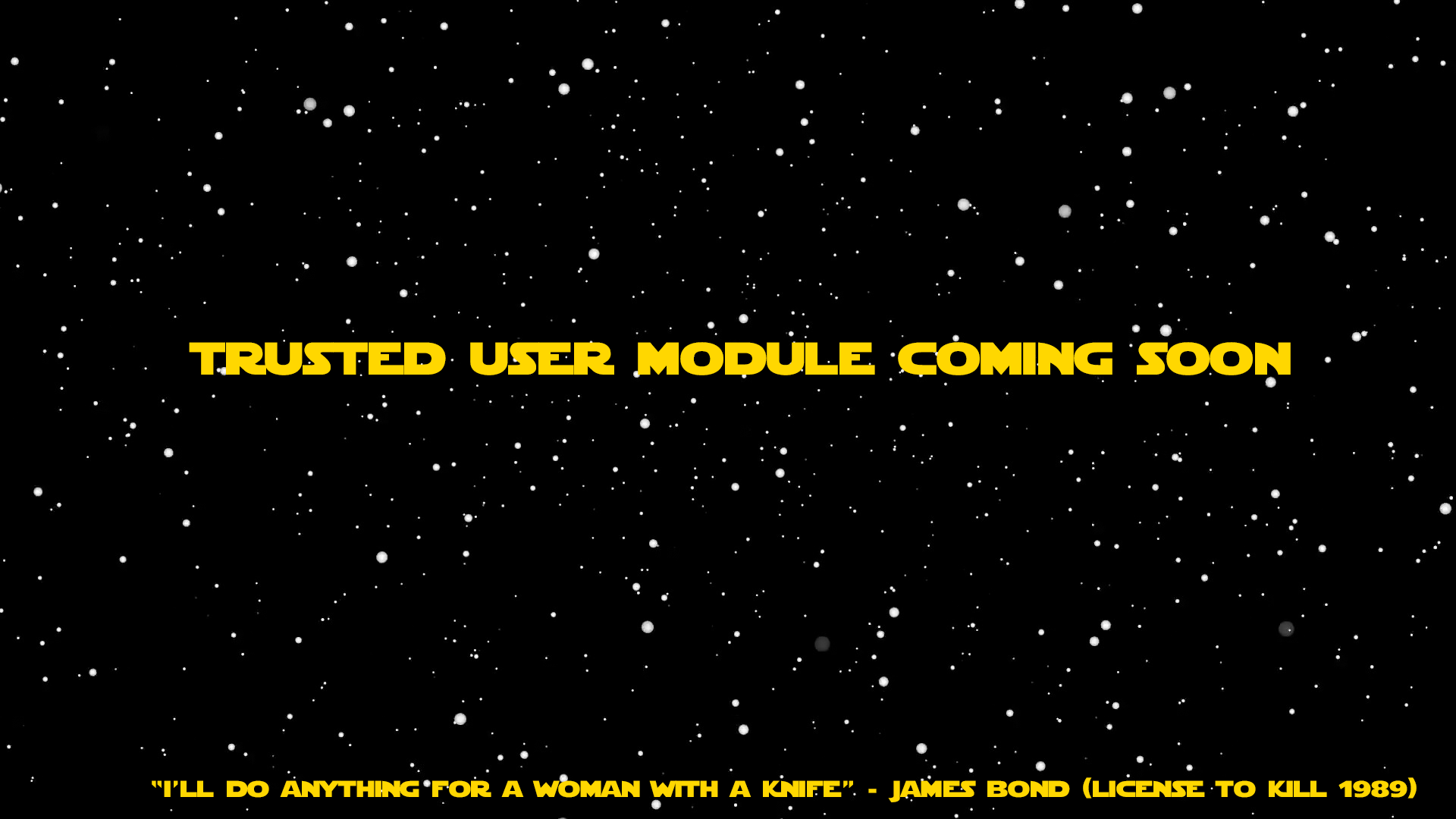 trusted_user_module_coming_soon