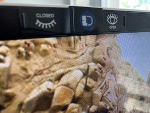 Def-Logix webcam cover