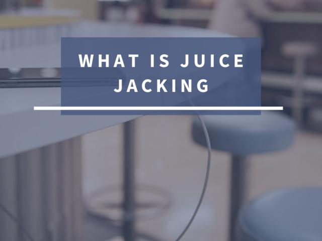 Juice Jacking Featured Image