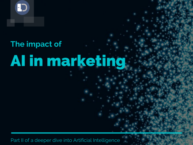 Aritifcial Intelligence and Marketing
