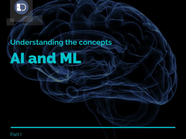 AI and ML title image